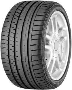205/55R16 91W FR ML ContiSportContact 2 AO Continental